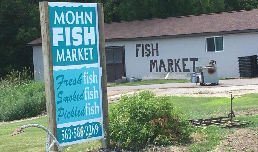 Mohn Fish Market