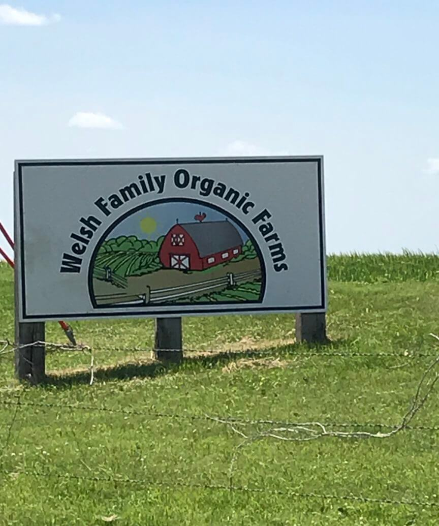 Welsh Family Organic Farm