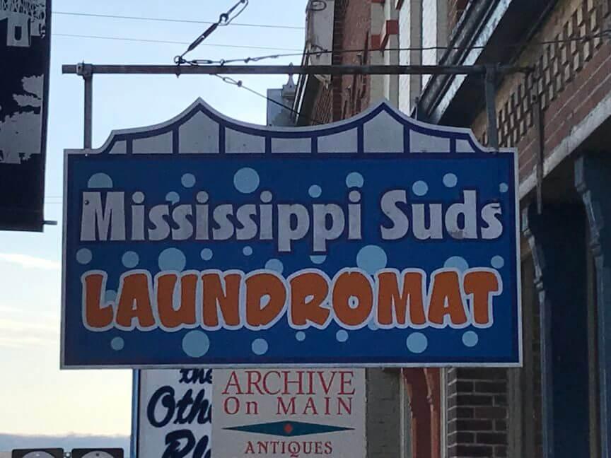 Mississippi Suds Laundromat